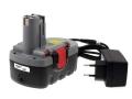 Akku für Bosch Bohrschrauber PSR 18VE-2 O-Pack Li-Ion inkl. Ladegerät