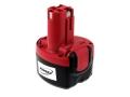 Akku für Bosch Bohrschrauber PSR 9,6VE-2 NiMH O-Pack 3000mAh