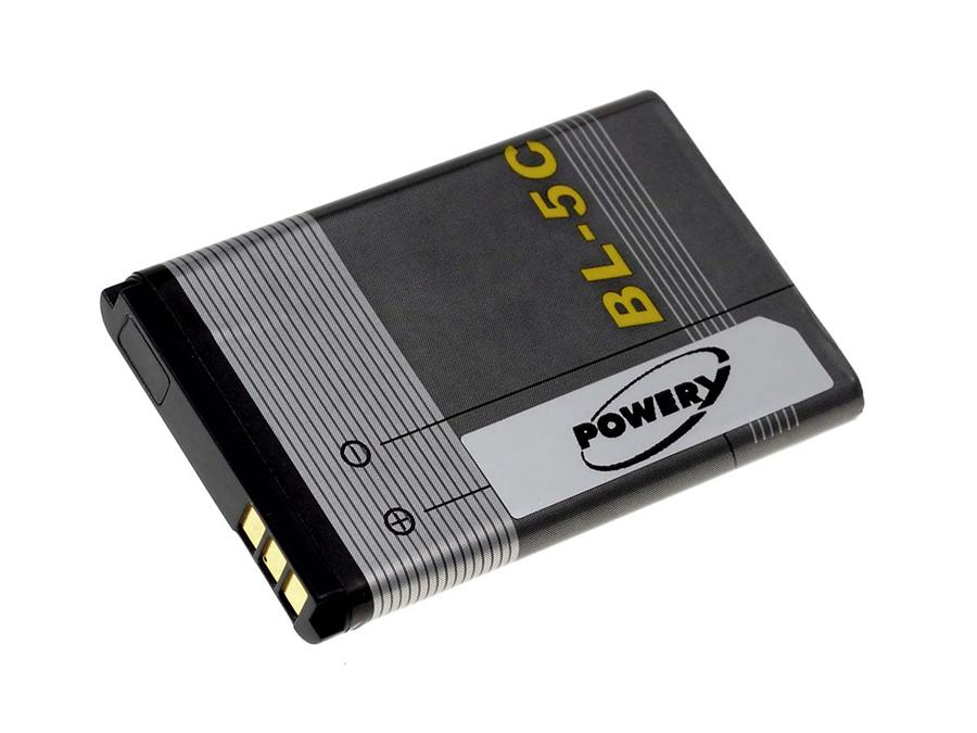 Akku zu Nokia 1209