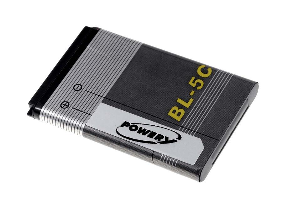 Akku zu Nokia Typ BL-5CA
