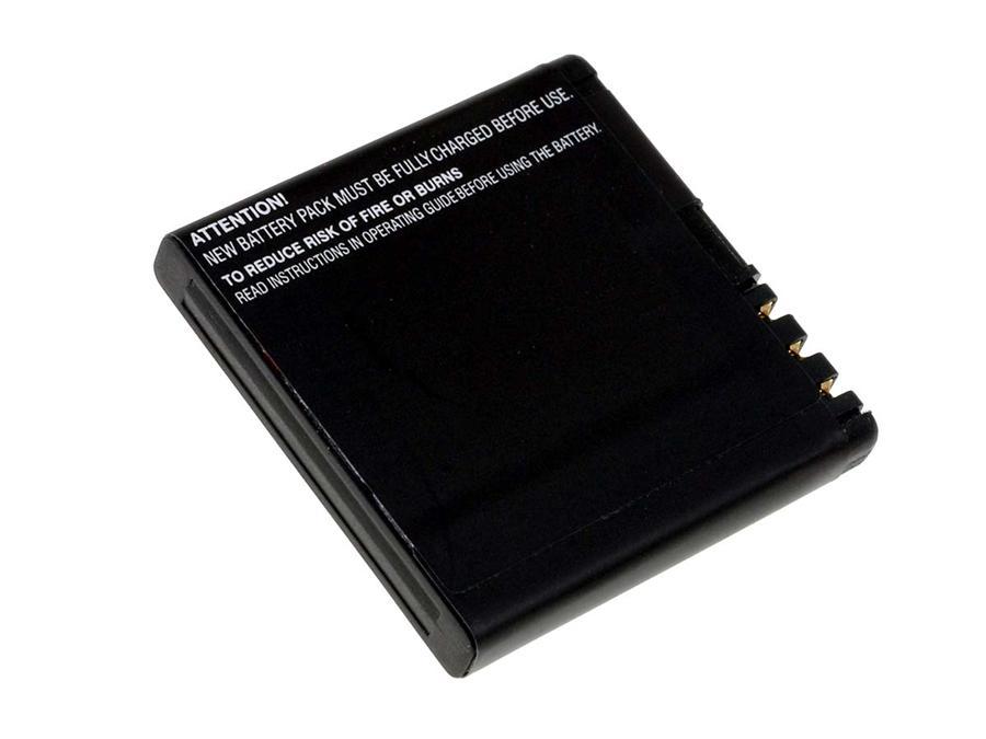 Akku zu Nokia Typ BL-6P