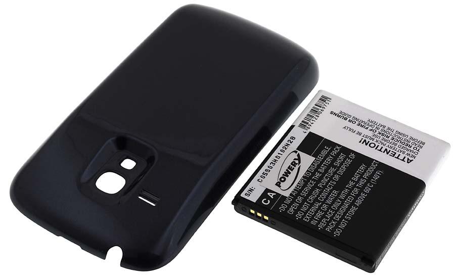 Akku zu Samsung Galaxy SIII mini 3000mAh