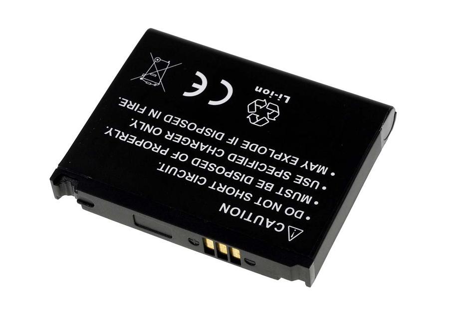Akku zu Samsung Omnia II