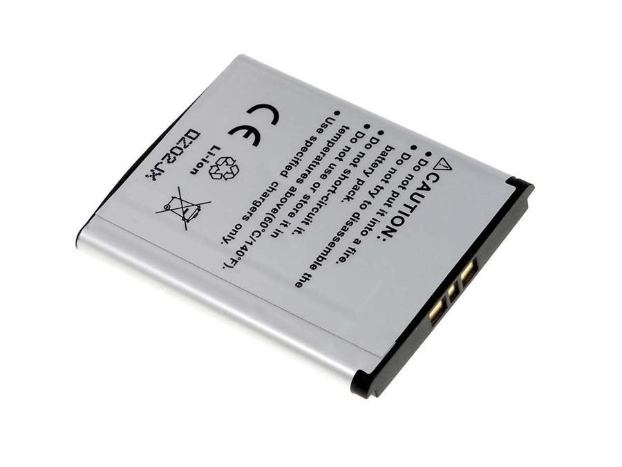 Akku zu Sony-Ericsson Cybershot K660i