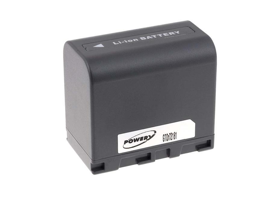 Akku zu Video JVC Typ BN-VF808U 2400mAh