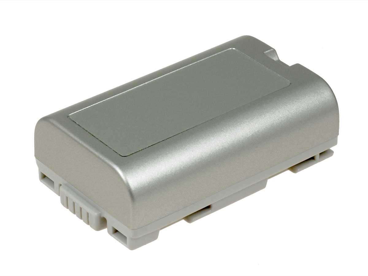 Akku zu Panasonic NV-GS5 1100mAh
