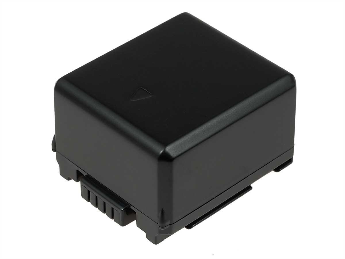 Akku zu Video Panasonic HDC-HS700 1320mAh