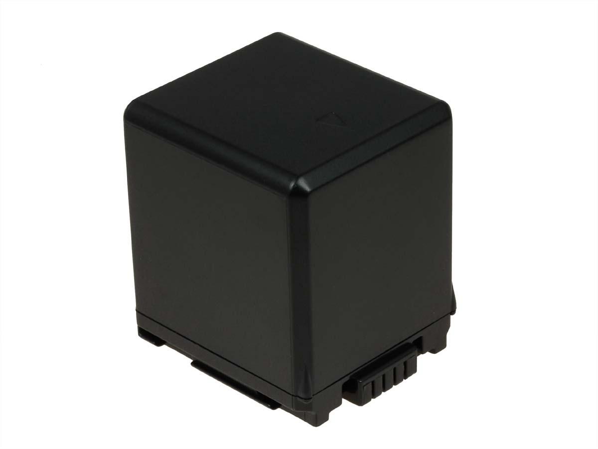 Akku zu Panasonic HDC-TM300 2640mAh