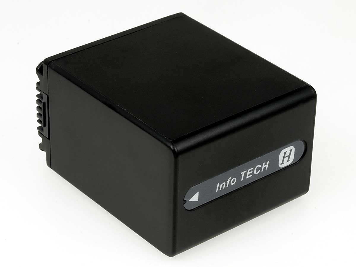 Akku zu Sony HDR-CX12E 2940mAh