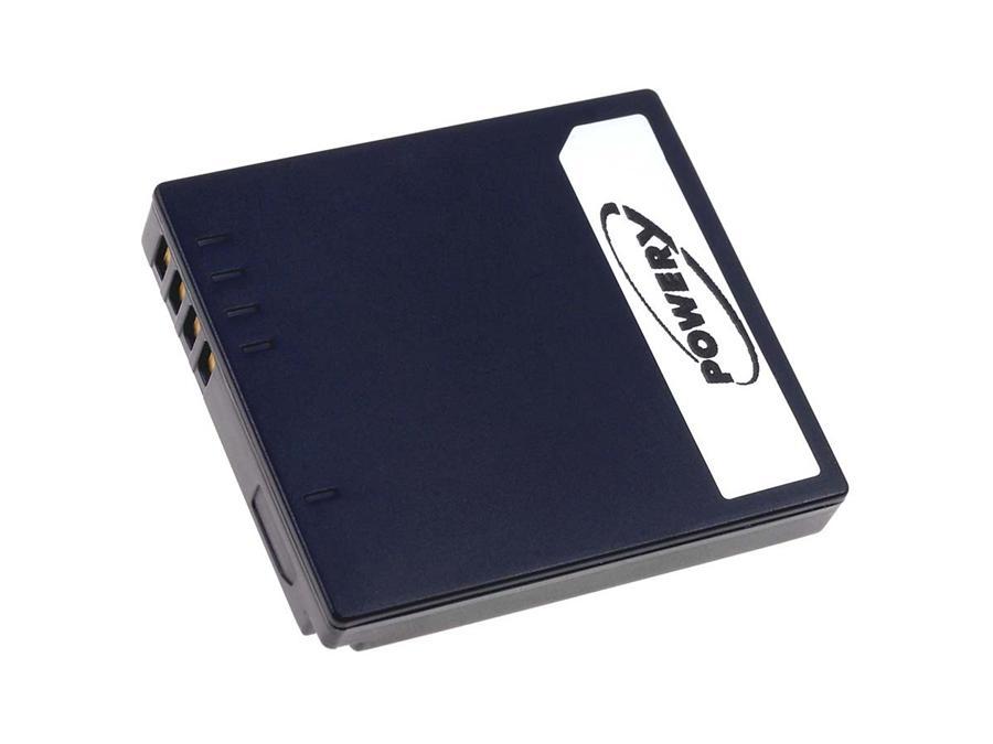 Akku zu Panasonic Typ CGA-S/106C