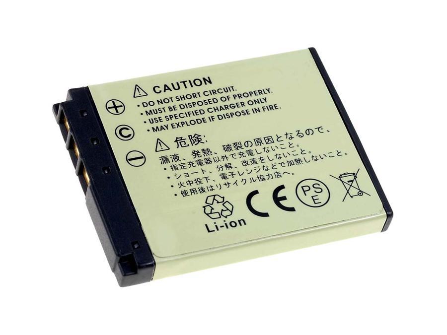 Akku zu Sony Cyber-shot DSC-T70