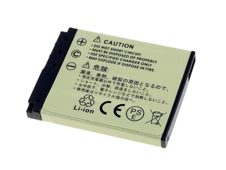 Akku zu Sony Cyber-shot DSC-T200