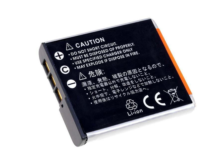 Akku zu Sony Cyber-shot DSC-W120