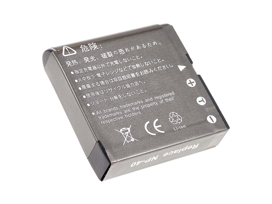 Akku zu Casio Exilim Pro EX-P600