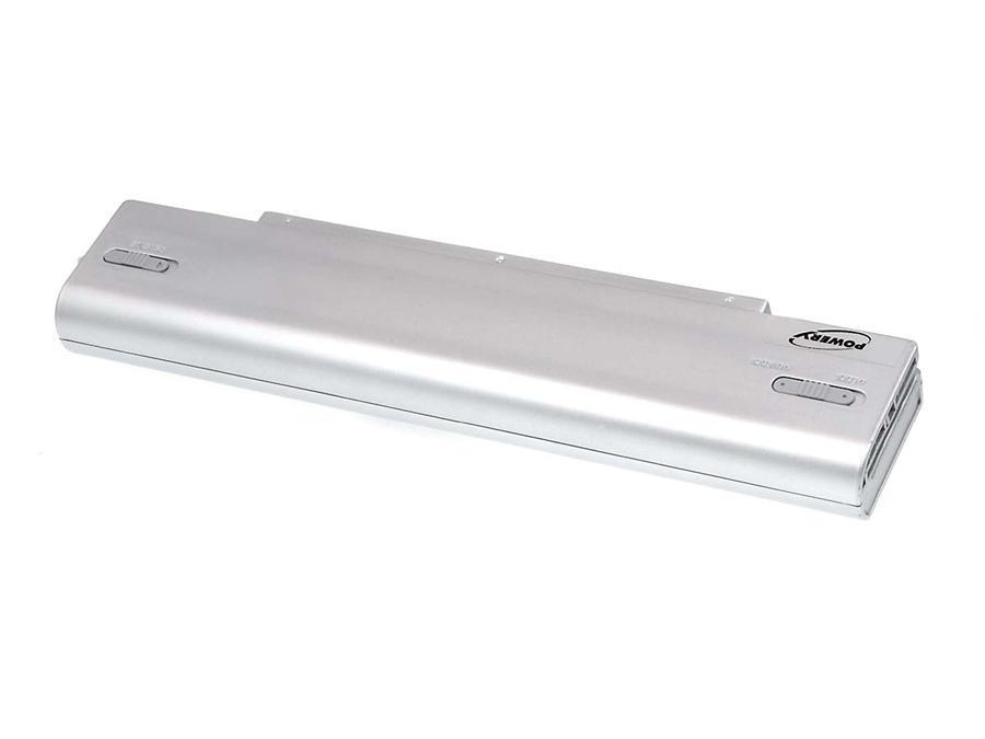 Akku zu Sony Typ VAIO VGN-CR21S/L Silber 5200 mAh