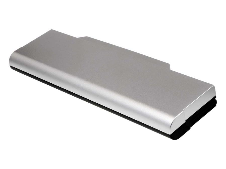 Akku zu Medion MAM2080 Silber 6600mAh