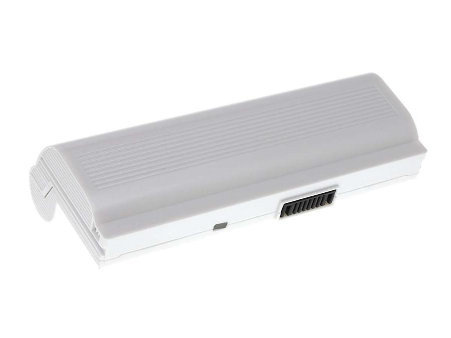 Akku zu Asus Eee PC 1000H Serie 7800mAh Weiß