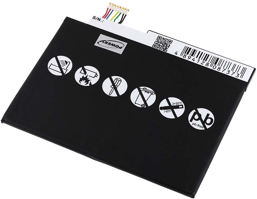 Akku zu Tablet Acer Iconia Tab W3-810