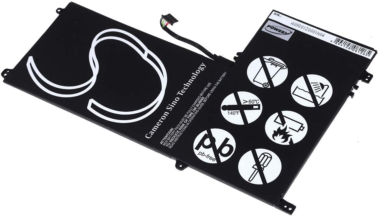 Akku zu Tablet HP Typ HSTNN-C75C