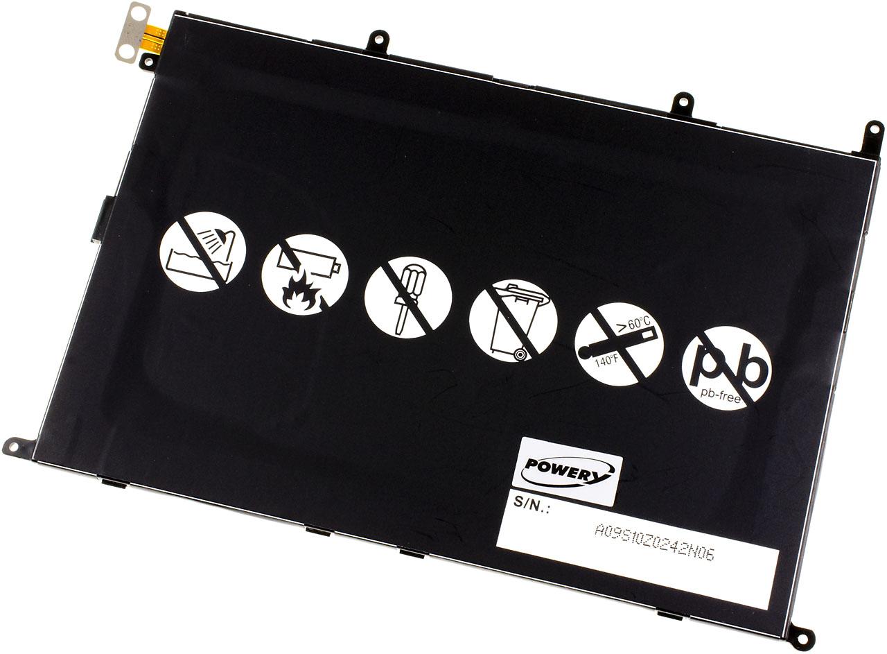 Akku zu LG Tablet Typ BL-T10