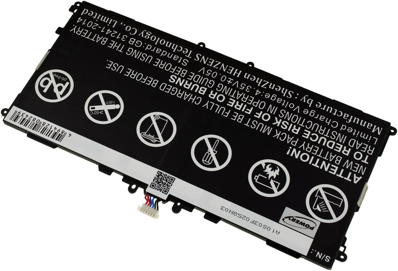 Akku zu Tablet Samsung Galaxy Note 10.1 (SM-P605)