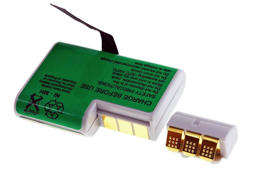 Akku zu Scanner Symbol PDT3100