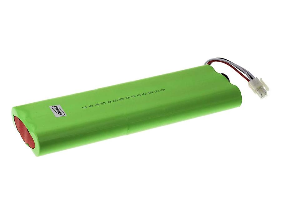 Akku zu Electrolux Trilobite ZA2