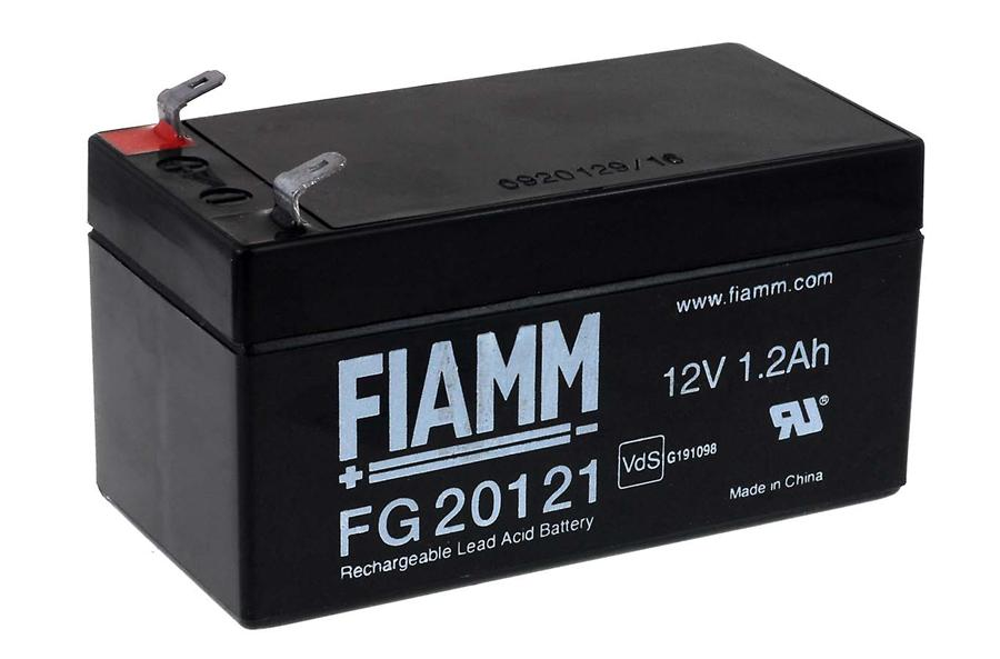 FIAMM Bleiakku FG20121 Vds