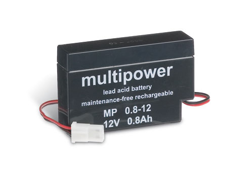 Powery Bleiakku (multipower) MP0,8-12AMP
