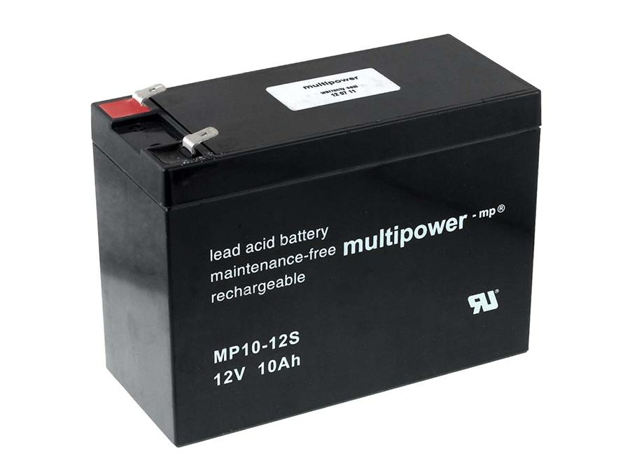 Powery Bleiakku (multipower) MP10-12S