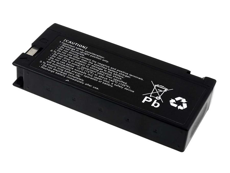 Akku zu Panasonic Typ MP1250