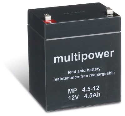 Powery Bleiakku (multipower) MP4,5-12