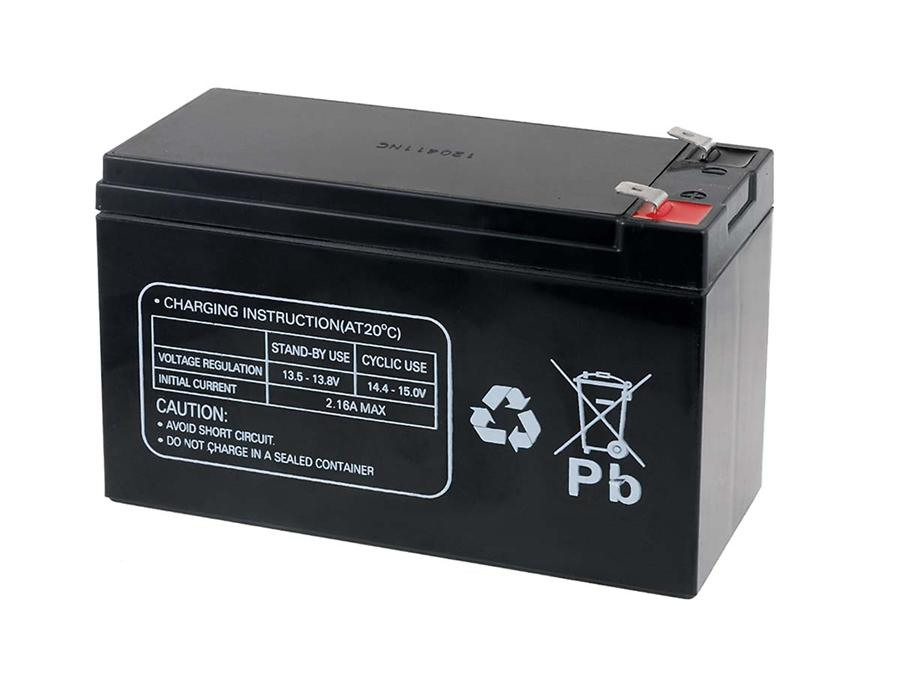 Powery Bleiakku (multipower) MP7,2-12B VdS
