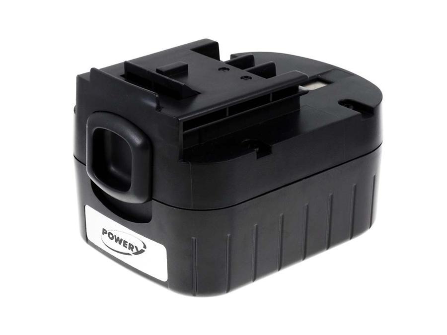 Akku zu Black & Decker Akkuschrauber HP12