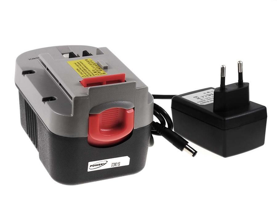 Akku zu Werkzeug Black & Decker Multi Tool QUATTRO KC2002FK Li-Ion inkl. Ladegerät
