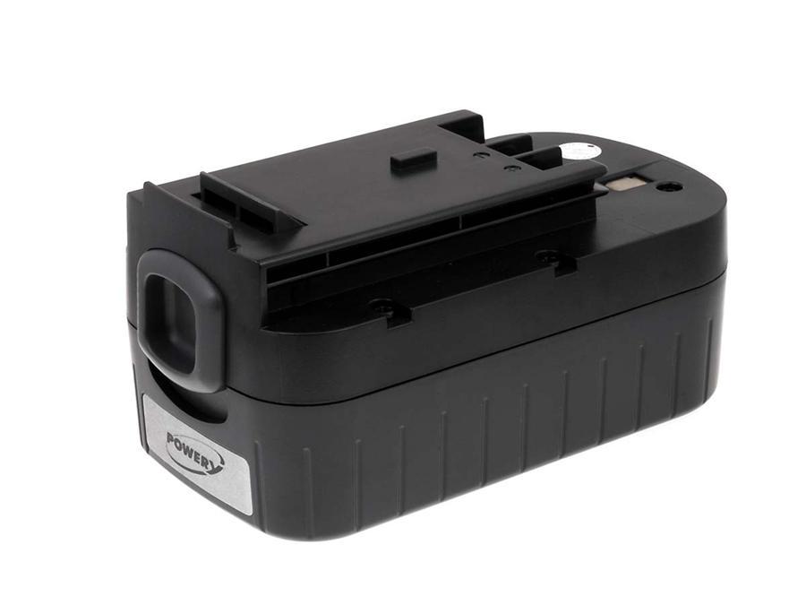Akku zu Black & Decker Rasentrimmer GLC2500 NiMH