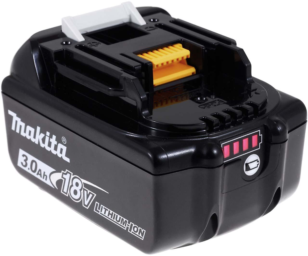 Akku zu Werkzeug Makita Blockakku BDF451 3000mAh mit LED Original