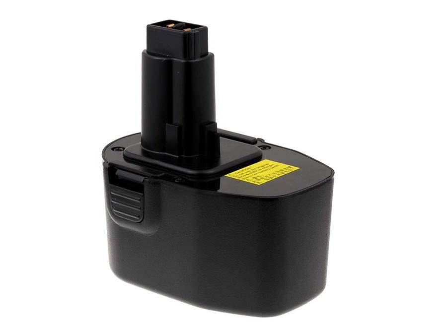 Akku zu Black & Decker Typ FIRESTORM A9262 Li-Ion inkl. Ladegerät