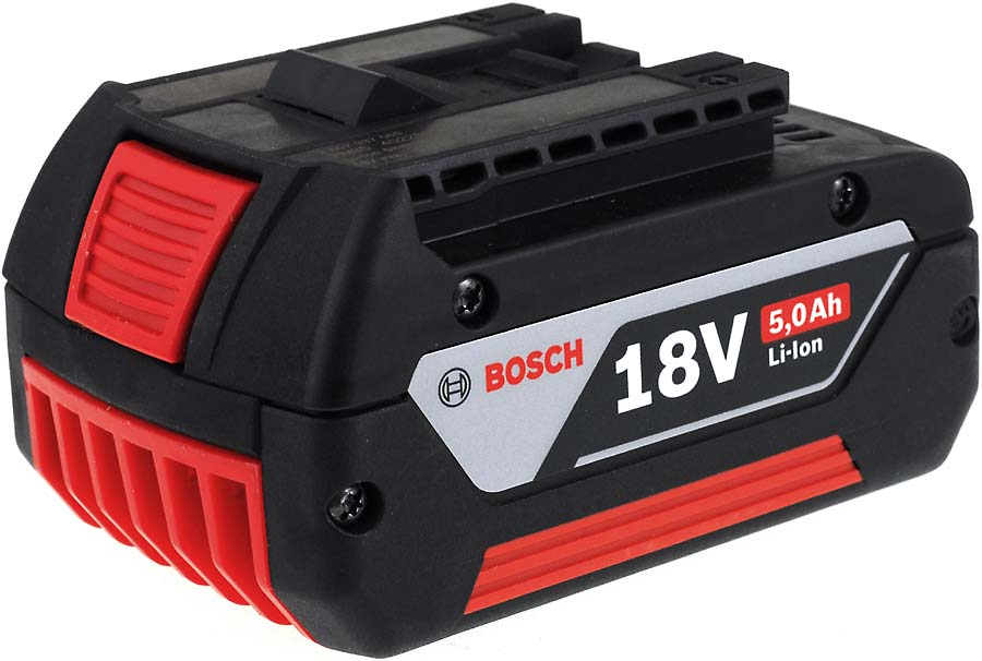 Akku für Bosch Stichsäge GST 18 V-Li 5000mAh Original